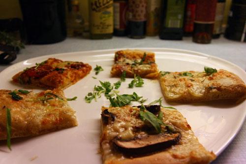 De Fem Pizzaer