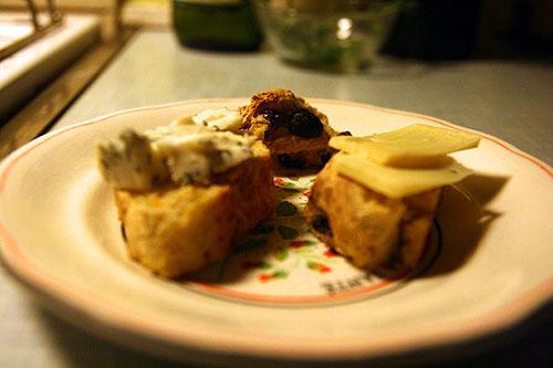 Gulerodsboller med ost