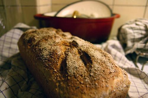 Bedstemors Boghvede Brød