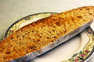 Ristet Daggammelt Brød