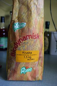 Kruska ( Knækket havre, rug, hvede og byg )