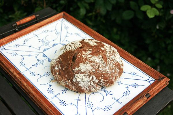 Grydebrød med malt