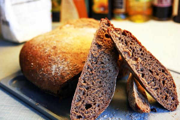 Fuldkorn, Rug og Hvedebrød